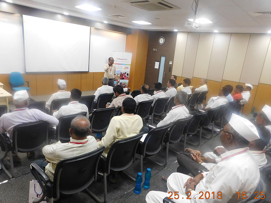 CybageAsha's workshop on water resource management